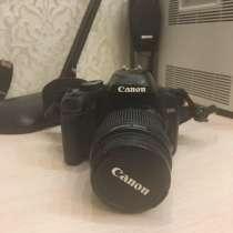 Canon 450d, в Москве