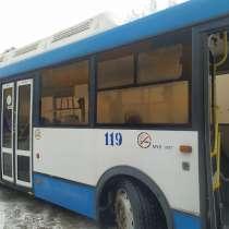 Автобус Лиаз, в Набережных Челнах
