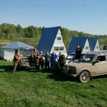 Отдых на природе, в Томске
