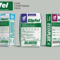 GIPFEL premium - Сухие строительные смеси от завода изготови, в г.Бишкек