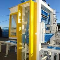 Стационарный вибропресс по производству блоков SUMAB Е-300, в г.Grucovice