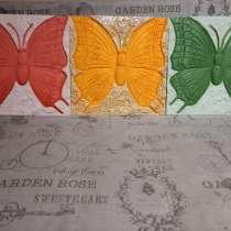 Бабочка барельеф панно, в Нижнем Новгороде
