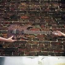 Профессиональное обучение игре на гитаре, в Санкт-Петербурге