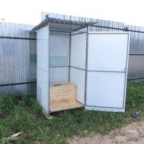 Туалет для дачи, в г.Гродно