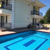 Апартаменты с бассейном в Даламане, в г.Мугла