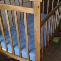 Продам детскую кроватку б/у ДЕШЕВО, в Томске