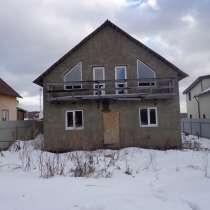 Дом под чистовую отделку, 160 кв. м - пеноблок, в Михнево