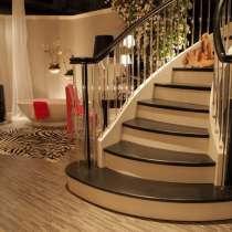 Изготовление и монтаж лестниц и перил, в Санкт-Петербурге