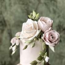 """Курс """"Сахарные цветы из 5 ингредиентов» от Елены Решетняк, в Санкт-Петербурге"""
