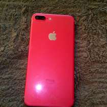 Продам айфон 7+ RED за 45 000 тенге, в г.Усть-Каменогорск