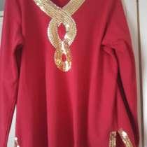 Красная женская блуза, в Краснодаре