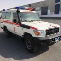 Скорая помощь Toyota Land Cruiser Hardtop, в г.Дубай