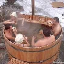 Купель с подогревом (Японская баня), в г.Брест