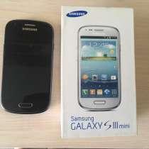 Телефон SAMSUNG Galaxy S III mini, в Красногорске