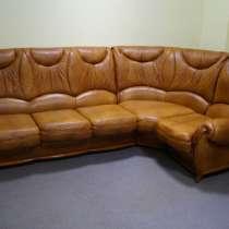 """Угловой кожаный диван """"Изабель"""", в Самаре"""