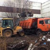 Вывоз мусора с дач, квартир, участков, домов. Без выходных, в Новосибирске
