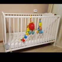 Детская кроватка, в Железногорске