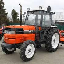 Мини-тракторы из Японии (Б/У) без наработки по России., в Тимашевске
