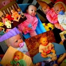 Куклы реборн (куклы дети), в Тольятти