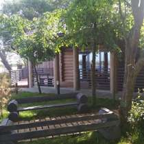 Дома бани беседки из цилиндрованного бруса, в г.Витебск