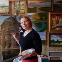 Мастер-класс «живопись маслом», в Рыбинске