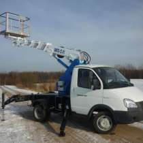 Продажа автовышка Газель, Газель фермер АГП 12м, в Ярославле