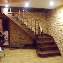 Собственное производство в Иркутске, лестницы на заказ, в Иркутске