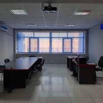 Сдаю офисное помещение 100кв. м., Чуй пр., 122/1 (Площадь), в г.Бишкек