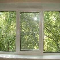 СУПЕР ЦЕНА! Трехстворчатое окно 2,1м*1,4м+ работа=9900 руб, в г.Донецк