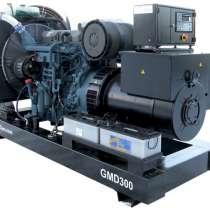 Дизель-генераторные установки GMGen серия Doosan, в Москве