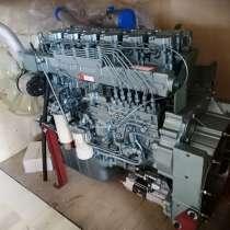 Двигатель Sinotruk D12.42-20 для HOWO A7 (Евро-2), в Якутске