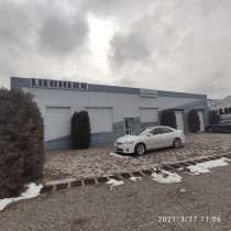 Автосервис СТО ПРОМБАЗУ СКЛАД 936м2 022га, в г.Бишкек