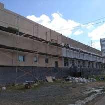 Фасадные работы, в г.Могилёв