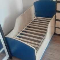 Продам детскую кровать 70*140 без матраса, в Мариинске