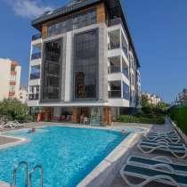 Недорогие апартаменты с 2 спальнями Linea Loft Алания Турция, в г.Аланья