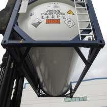 Танк-контейнер T20 новый 21 м3 для фтористого водорода, в Владивостоке