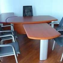 Офисная мебель под заказ стол руководителя, в Челябинске