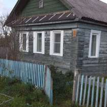 Дом в деревне Кратусово, 4 км от Лихославля, в Твери