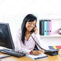 Сотрудник с обязанностями диспетчера на телефон, в Омске