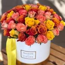 Цветы Голландии, в Калининграде