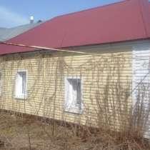 Дом 58 м2 на участке 30 соток, в Липецке