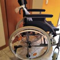 Кресло коляска инвалидных комнатная, в Москве