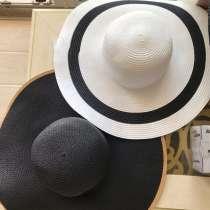 Шляпа летняя, в Новосибирске