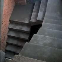 Бетонная Монолитная Лестница, в Альметьевске
