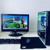 Компьютер игровой Xeon E5-2620/8gb/SSD128/500w/GT740, в Иркутске