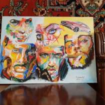 Тарантино картина, в Москве