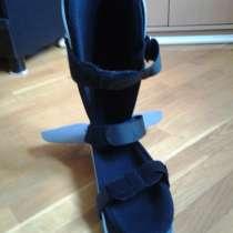Фиксатор для ноги при переломе, вместо гипса, в г.Баку