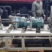 Продам двухкомпрессорный холодильный агрегат, мощностью 52 к, в г.Днепропетровск