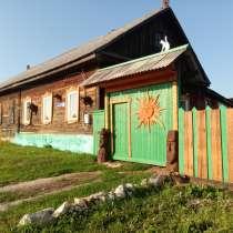 Продается дом в селе Полдневая Свердловской области, в Полевской