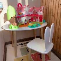 Детский стол и стул МДФ, в Москве